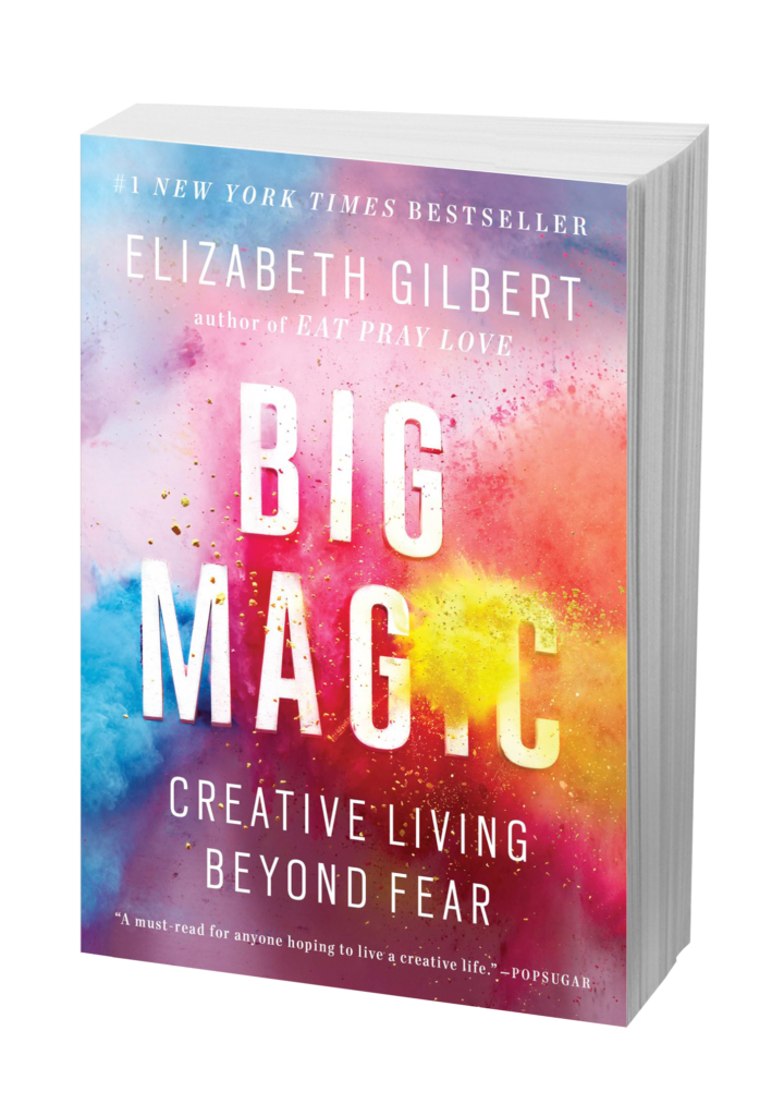 Big magic official website for best selling author elizabeth gilbert fandeluxe Image collections
