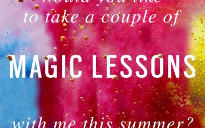 "Elizabeth Gilbert ""Magic Lessons"" Podcast"